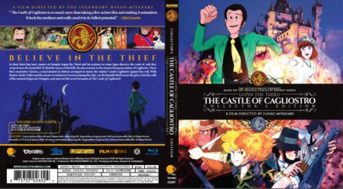 Discotek Media Reveals 'Castle of Cagliostro' Blu-ray Details, Other April Releases