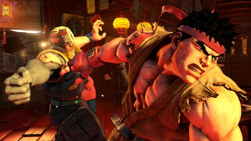 Street Fighter V Brings Back Charlie Nash in new Trailer