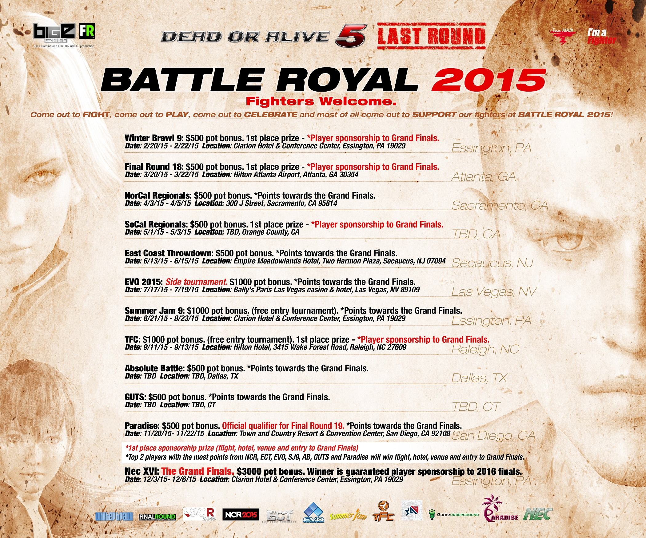 dead-or-alive-5-last-round-battle-royale-schedule