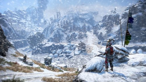 "Far Cry 4 ""Valley of the Yetis"" DLC Dated for March 10th"