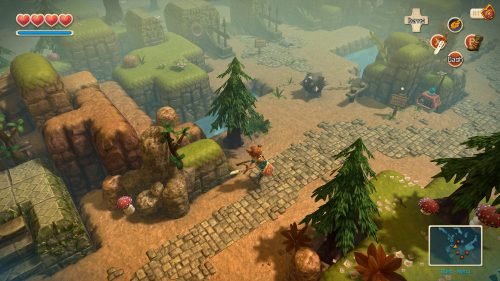 Oceanhorn: Monster of Uncharted Seas Sailing onto PCs March 17