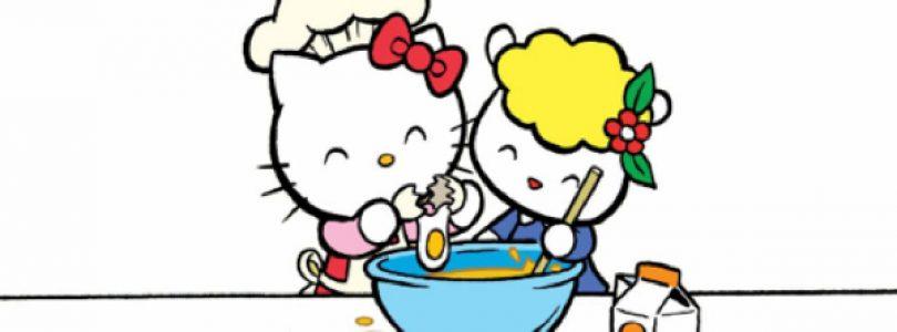 Viz Media to Release 'Hello Kitty' Graphic Novel Box-Set