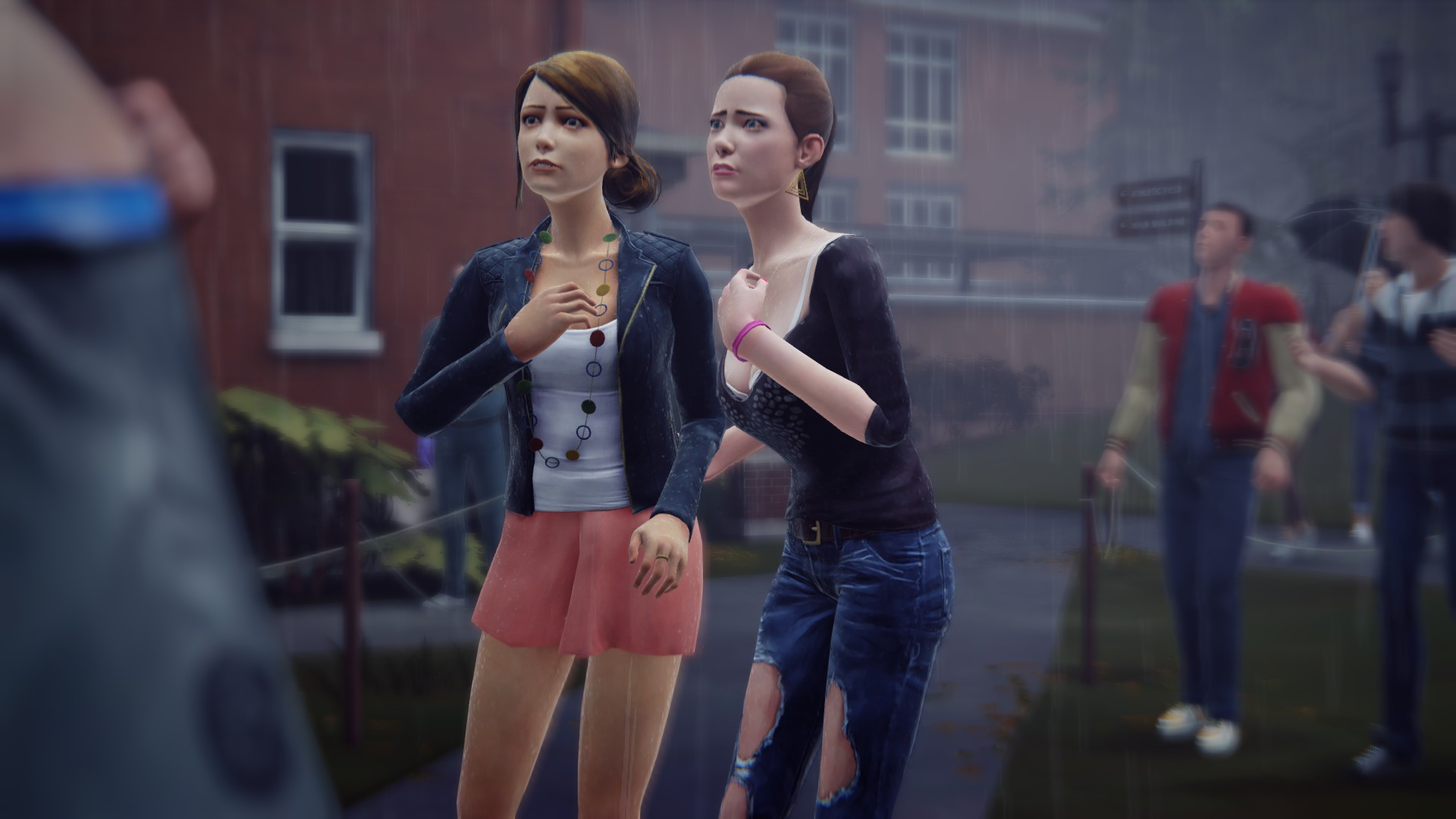 Life is strange date with kate 4