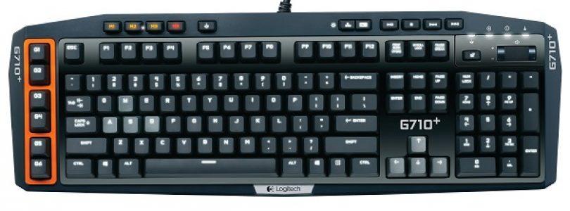 Win – A Logitech G710+ Mechanical Keyboard