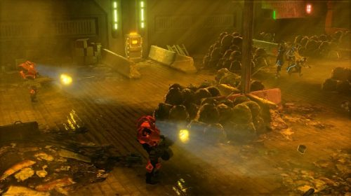 Satellite Reign's Industrial Sector Update Impressions