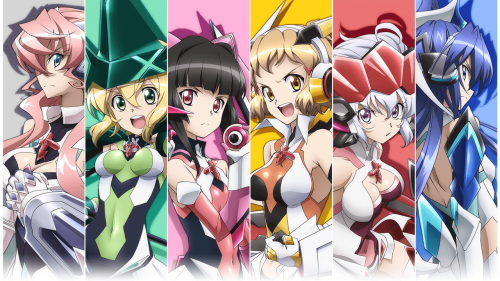 Senki Zesshō Symphogear GX Announced for July; Teaser Trailer Released