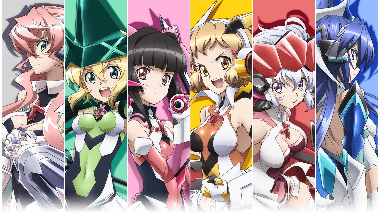 [Anime do Mês] - Senki Zesshou Symphogear 5/5 Senki-Zesshou-Symphogear-GX-art-01