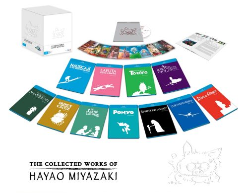 One Month to Go for 'The Collected Works of Hayao Miyazaki' in Australia