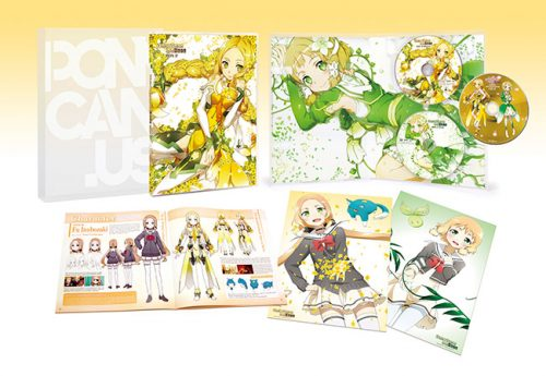 Ponycan USA Details 'Yuki Yuna is a Hero' Collector's Edition 2 and Pre-order Bonus