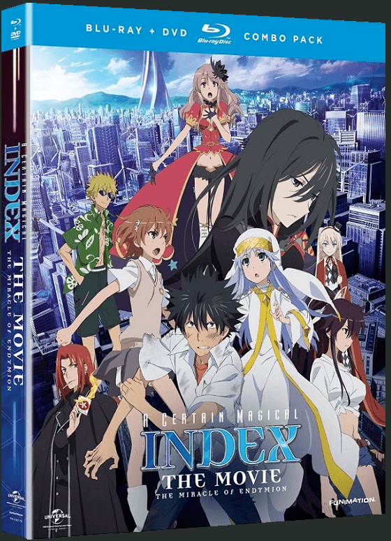 A Certain Magical Index The Movie Review