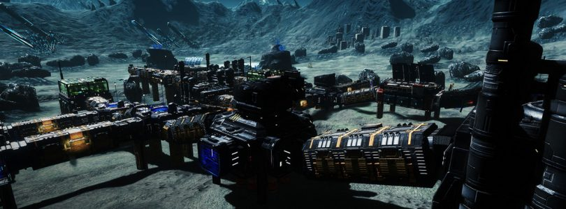 Asteroids: Outposts Hits Steam Early Access