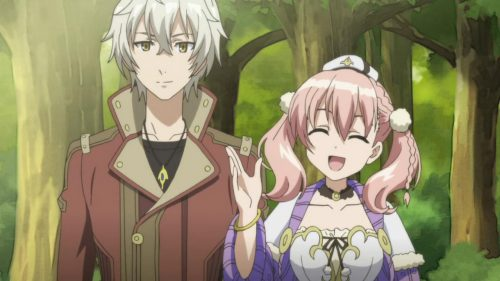 Atelier Escha & Logy ~Alchemists of the Dusk Sky~ Anime Licensed by Sentai Filmworks