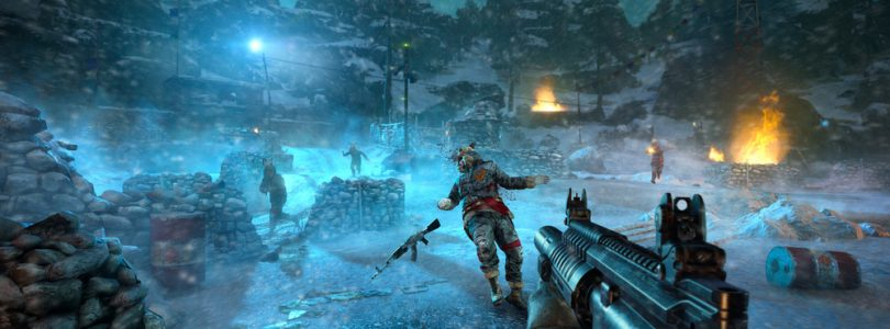 "Far Cry 4 DLC ""Valley of the Yetis"" Launching this Week"