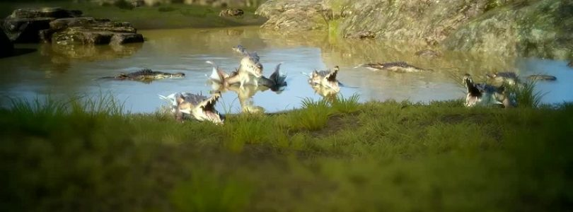 Final Fantasy XV Gameplay and Wildlife Videos Released