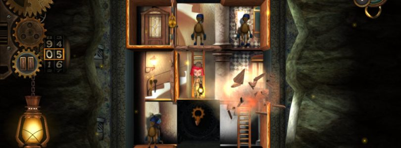 Rooms: The Unsolvable Puzzle Successfuly Greenlit on Steam