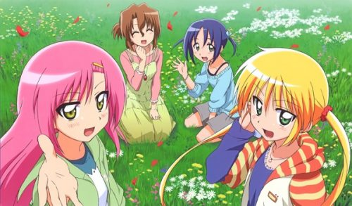 Sentai Filmworks Licenses the First Season of 'Hayate the Combat Butler'
