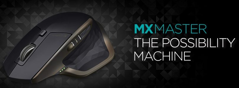 Logitech MX Master Wireless Mouse Interview with Arnaud Perret-Gentil