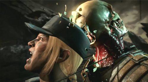 Mortal Kombat X Launch Trailer Hits