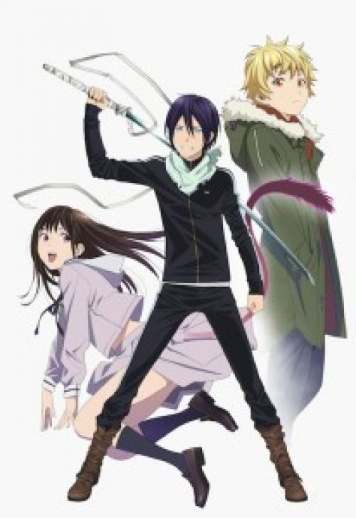 FUNimation Announces the 'Noragami' English Dub Cast and Home Video Release Date