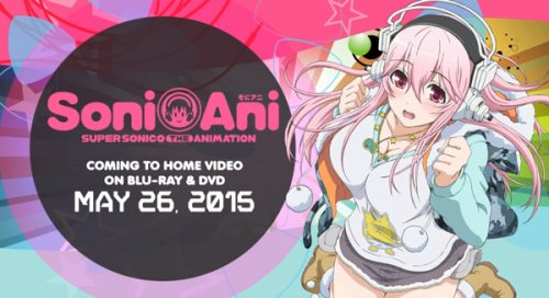 Sentai Filmworks Reveals Two More Dub Cast Members for 'SoniAni: Super Sonico the Animation'