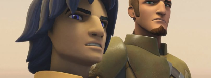 Star Wars Rebels Season 2 Trailer