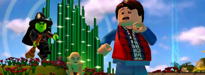 LEGO Dimensions Bringing Together Multiple Franchises Online and off