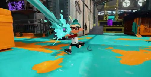 Nintendo Releases New Splatoon Trailer; Wii U Bundle Revealed for Best Buy