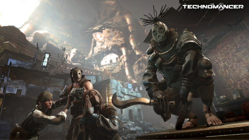 The Technomancer Announced by Spiders and Focus Home Interactive