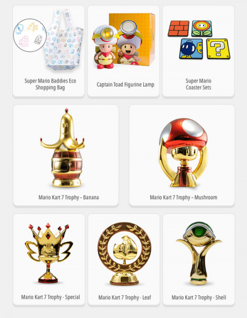 New Items Coming to Club Nintendo Australia
