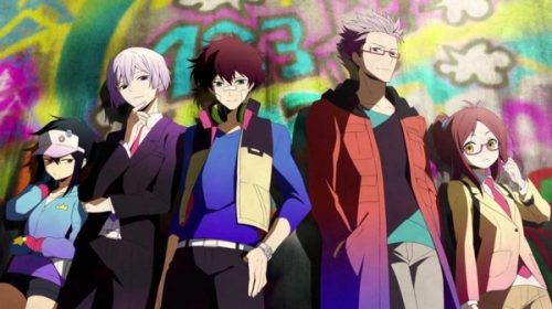 Sentai Filmworks Licenses the First Season of the 'Hamatora' Anime