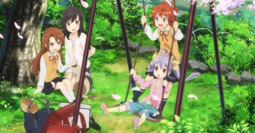'Non Non Biyori Repeat' to Premiere in July