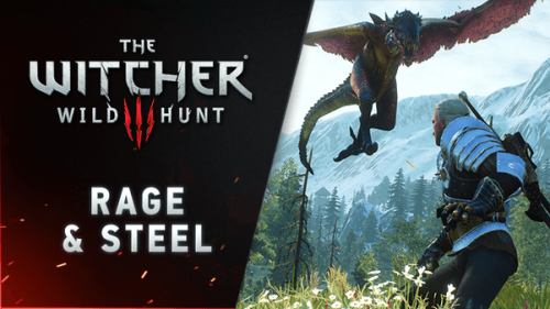 Geralt is a Badass in New Witcher 3 Trailer