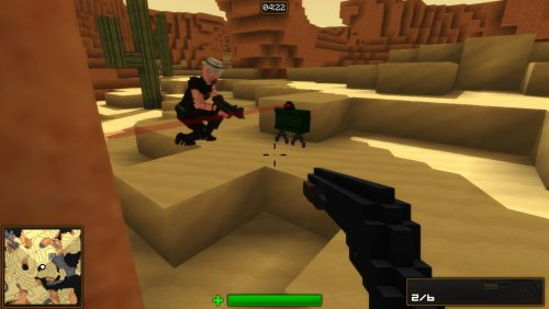 Voxel FPS Blockstorm Leaves Early Access