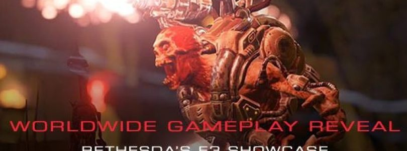 First Doom Gameplay Footage to be Revealed at E3 2015
