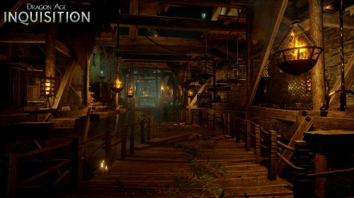 Bioware Releases Dragonslayer and The Black Emporium DLC for Dragon Age: Inquisition