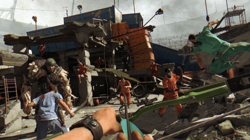 Dying Light 'Bozak Horde' DLC Announced for May 26 Release