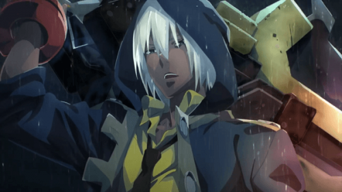 God Eater Anime Adaptation to Stream on Daisuki