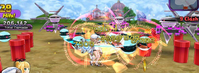Hyperdimension Neptunia U Combat Screenshots Released