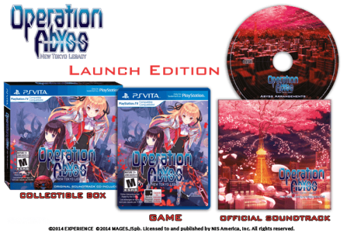 Operation Abyss: New Tokyo Legacy Launch Bonuses Announced Alongside New Trailer