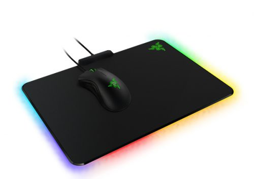 Razer Firefly Hard Gaming Mouse Mat Joins the Razer Chroma Family