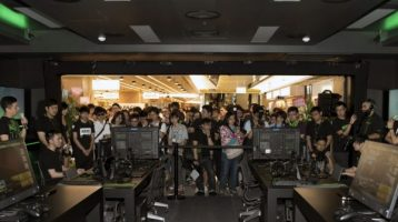 New Brick and Mortar RazerStore too Packed for Weekend Celebrations
