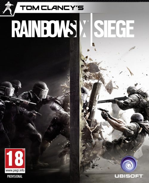 Tom Clancy's Rainbow Six Siege to Bust Down Doors on October 13th