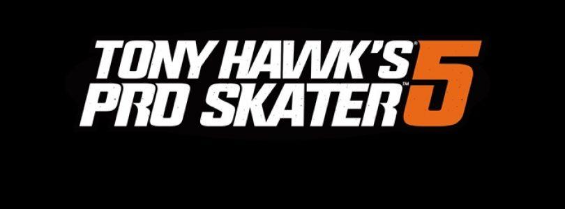 Tony Hawk's Pro Skater 5 Set to Shred on Consoles