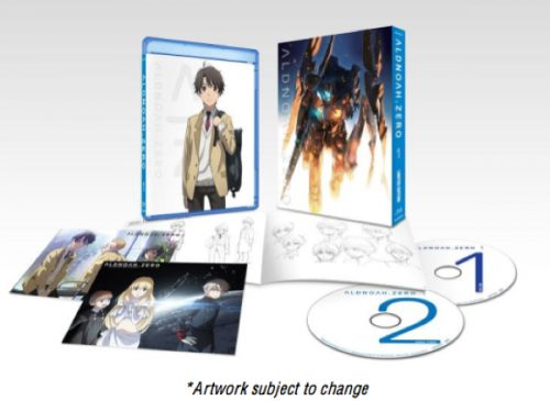 Aniplex USA to Begin Releasing the First Season of 'Aldnoah.Zero' on Home Video in July