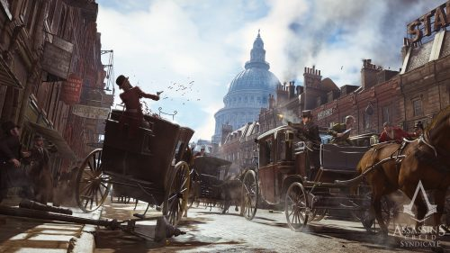 Assassin's Creed Syndicate Trailers Introduce New Setting