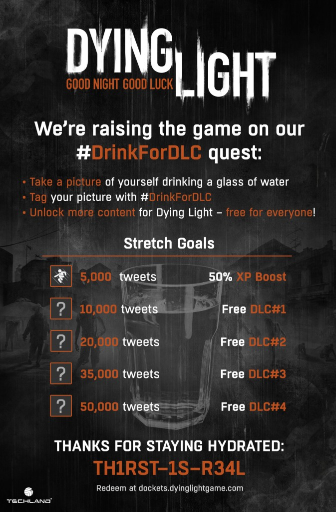 Dying-Light-Drink-Water-DLC-Campaign