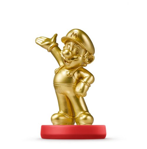 Australian Gold Mario Amiibo Coming June 25th