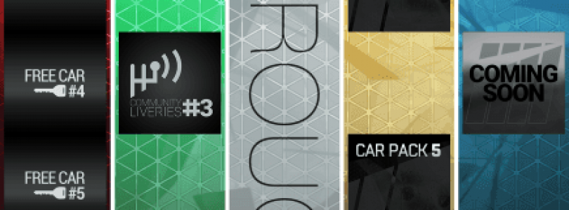 Project CARS On Demand and Racing Icons Pack