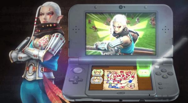 The Legend Of Zelda Hyrule Warriors 3ds Version On The Way Capsule Computers