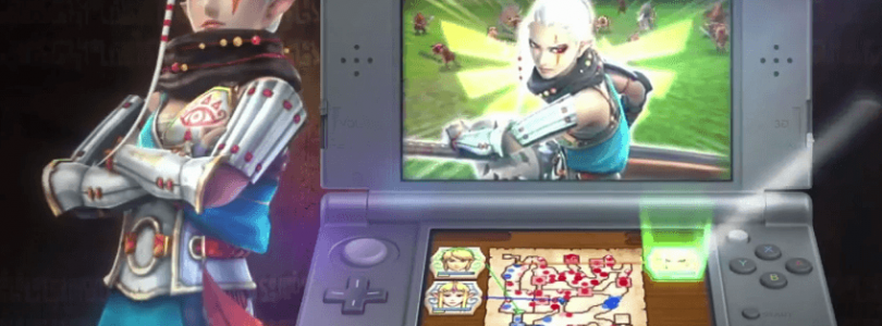 The Legend of Zelda: Hyrule Warriors 3DS Version on the Way